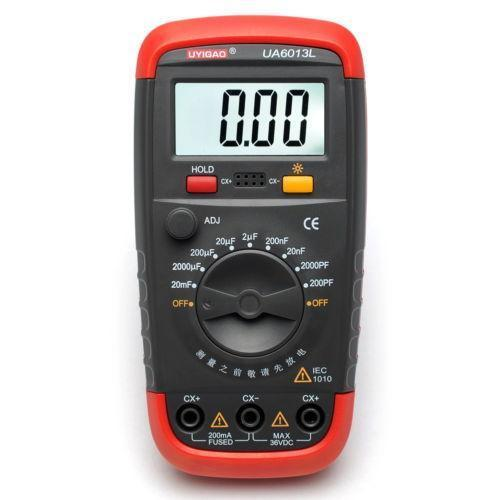 Capacitance Meters
