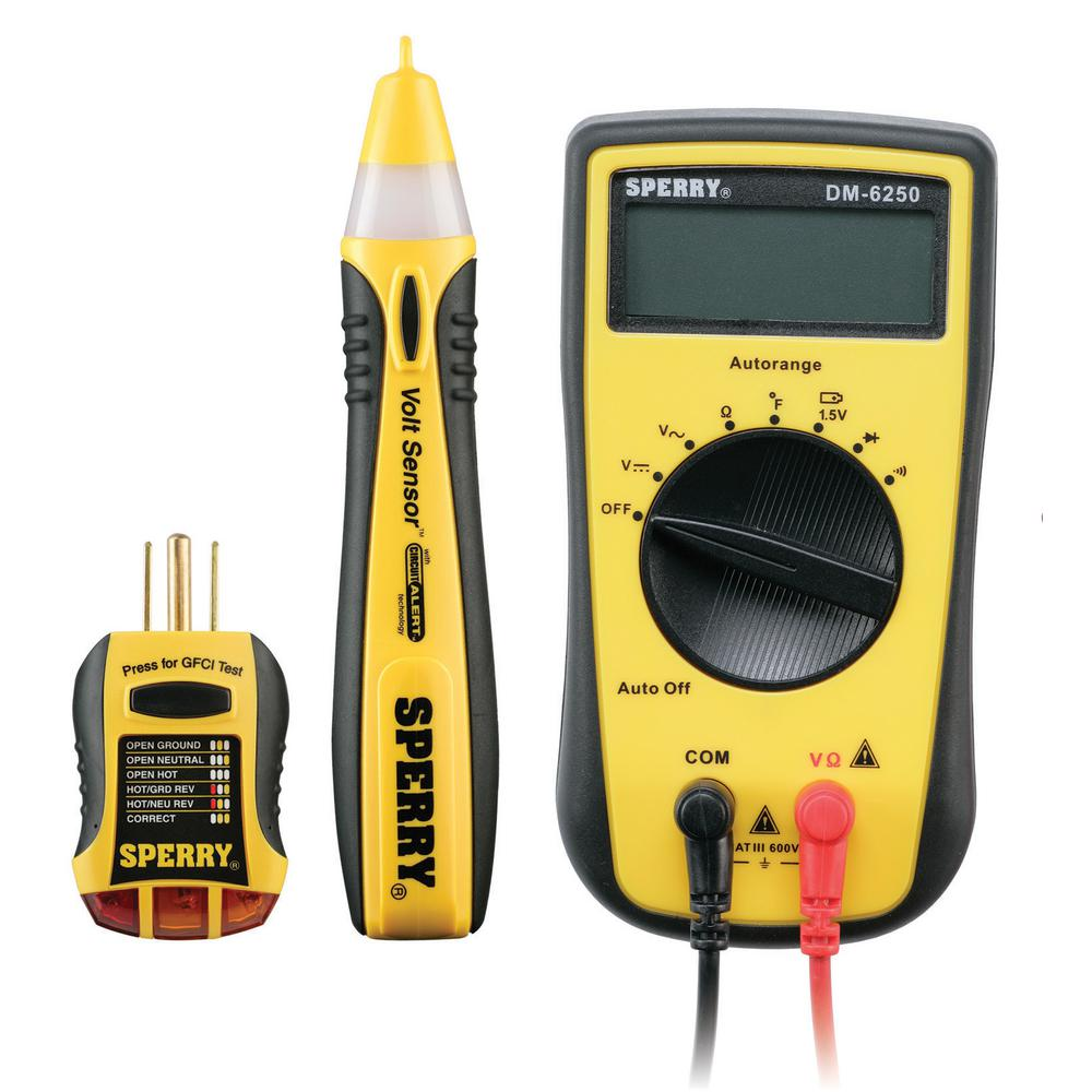 Electrical Testers & Analyzers