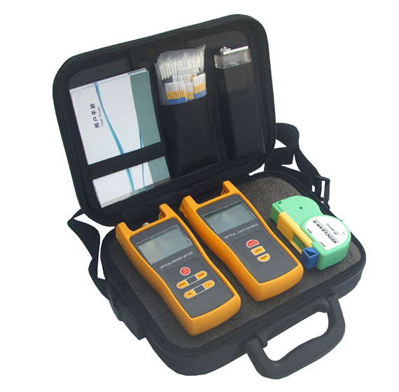 Fiber Optic Testers and Test Kits