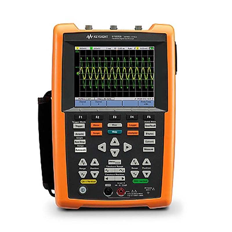 Handheld Oscilloscopes