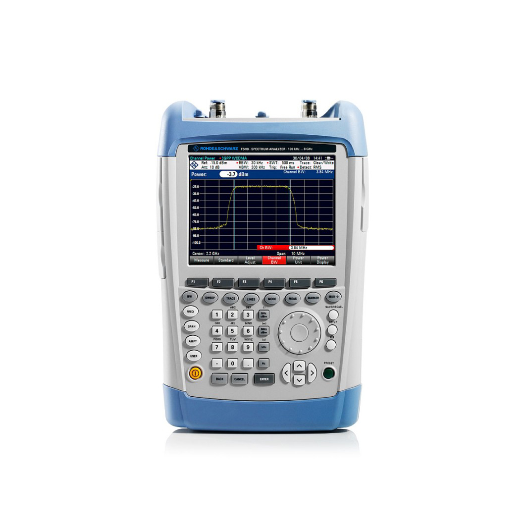 Handheld Spectrum Analyzers