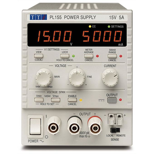 Aim-TTi PL155 DC Power Supply