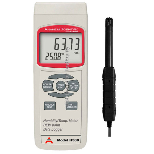 Anaheim Scientific H300 Temperature, Humidity and Dew Point Meter