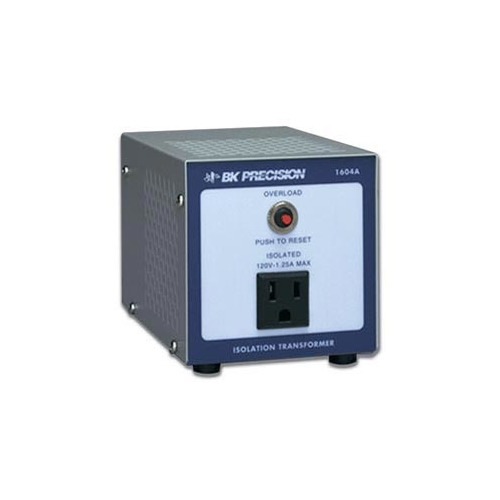 B&K Precision 1604A Isolation Transformer