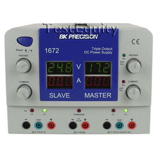 B&K Precision 1672 DC Power Supply