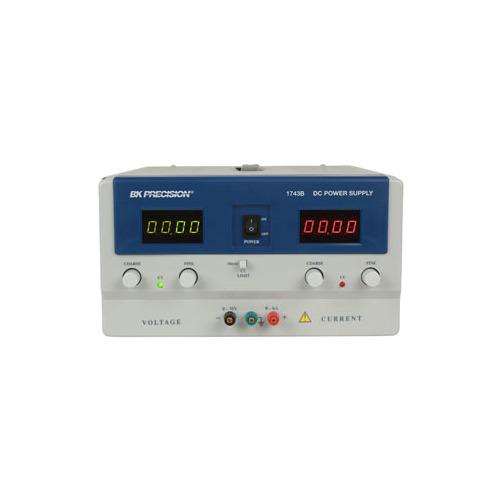 B&K Precision 1743B DC Power Supply