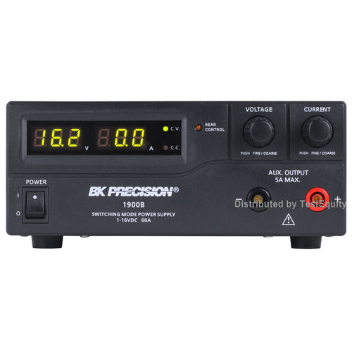 B&K Precision 1900B DC Power Supply