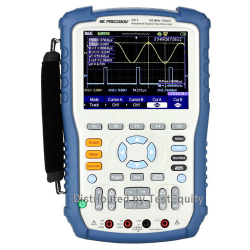 B&K Precision 2511 Handheld Digital Storage Oscilloscope