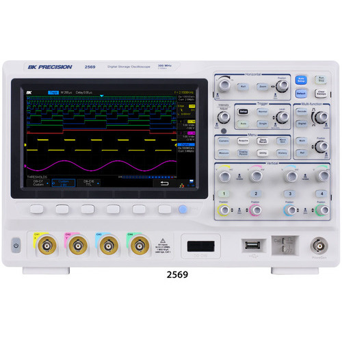B&K Precision 2569 Digital Storage Oscilloscope
