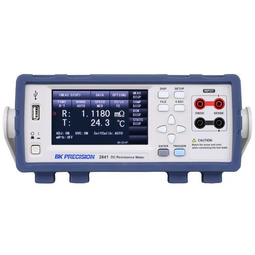 B&K Precision 2841 DC Resistance Meter