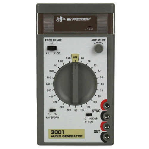 B&K Precision 3001 Audio Generator