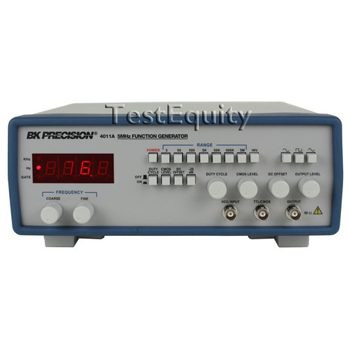 B&K Precision 4011A Function Generator