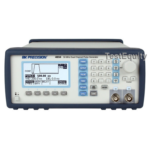 B&K Precision 4034 Dual Channel Pulse Generator
