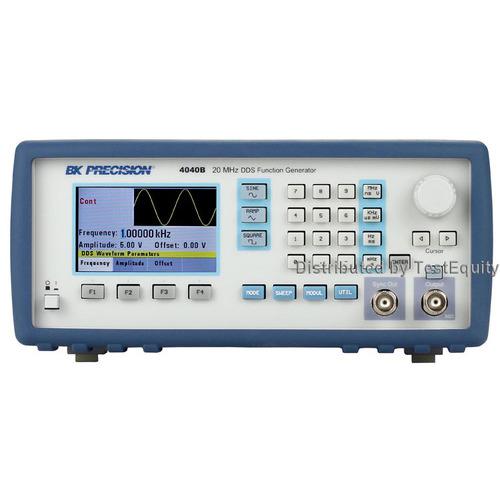 B&K Precision 4040B DDS Function Generator