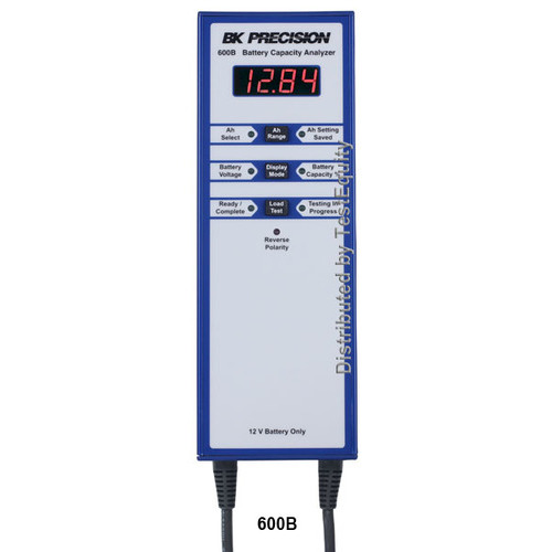 B&K Precision 600B Battery Capacity Analyzer