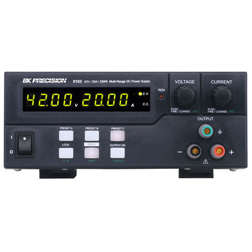 B&K Precision 9103 Multi-Range DC Power Supply