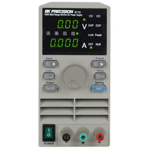 B&K Precision 9110 DC Power Supply