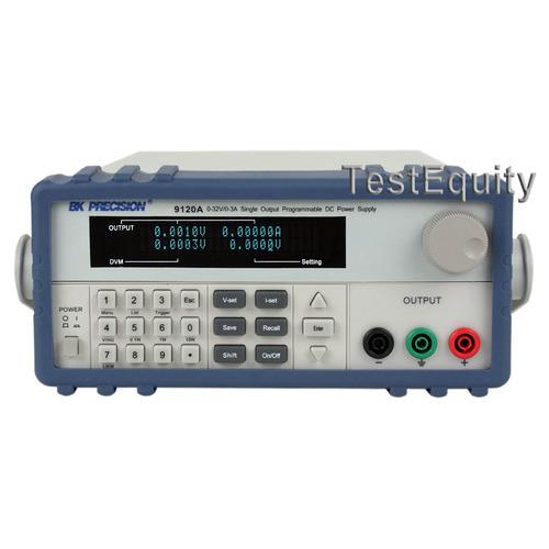 B&K Precision 9120A Programmable DC Power Supply
