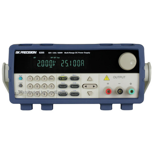 B&K Precision 9206 Multi-Range Programmable DC Power Supply