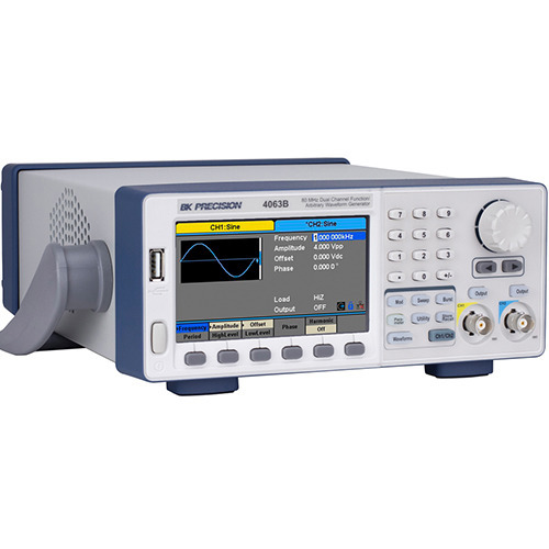 B&K Precision 4063B Dual Channel Function/Arbitrary Waveform Generator