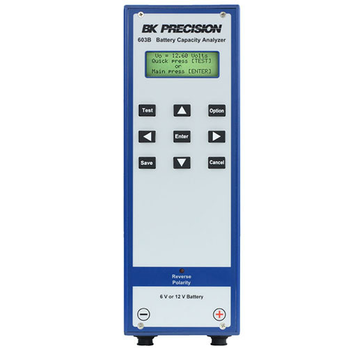 B&K Precision 603B Battery Capacity Analyzer