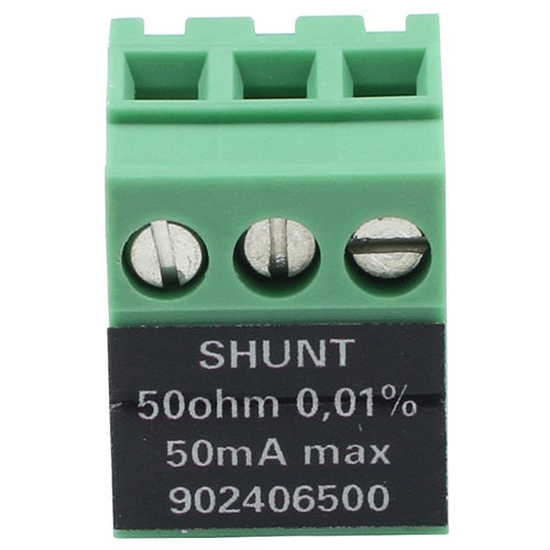 B&K Precision 902406500 4 to 20 mA / 50Ohm Shunt