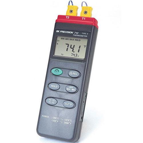 B&K Precision 710 Temperature Meter