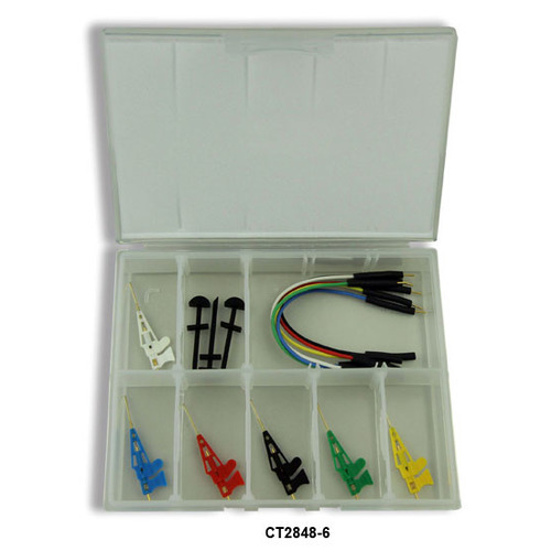 Cal Test Electronics CT2848-8 MicroClip Kit