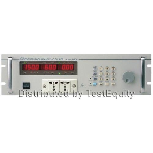 Chroma 6404 AC Power Source