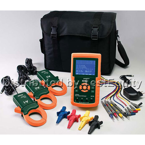 Extech 382100 Power Analyzer/Datalogger