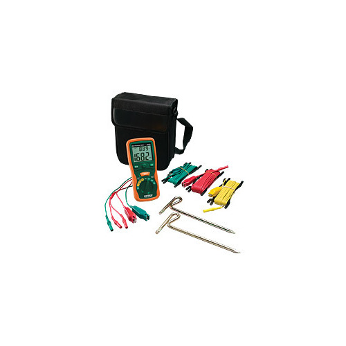 Extech 382252 Ground Resistance Tester Kit