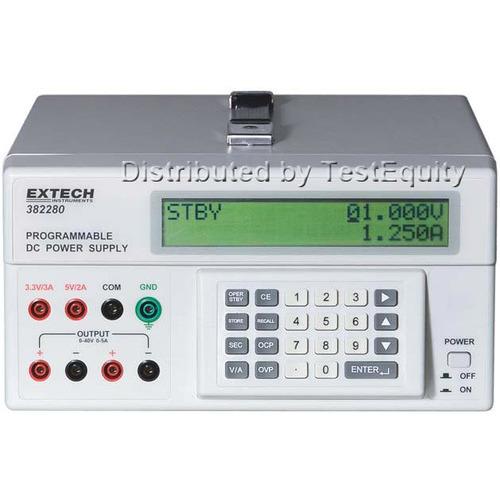 Extech 382280 DC Power Supply