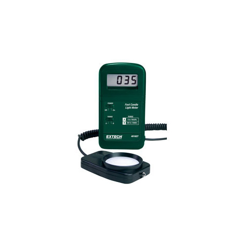 Extech 401027 Foot Candle Light Meter