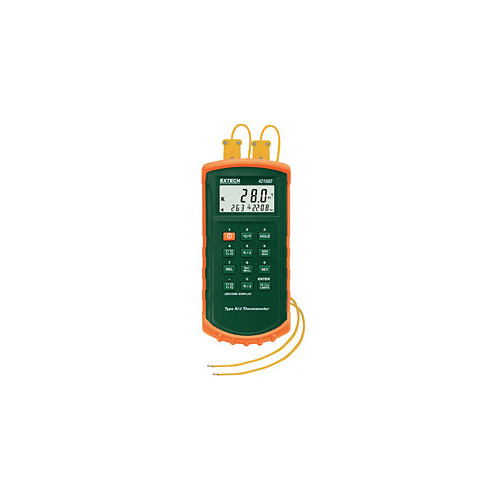 Extech 421502 Dual Input Thermometer
