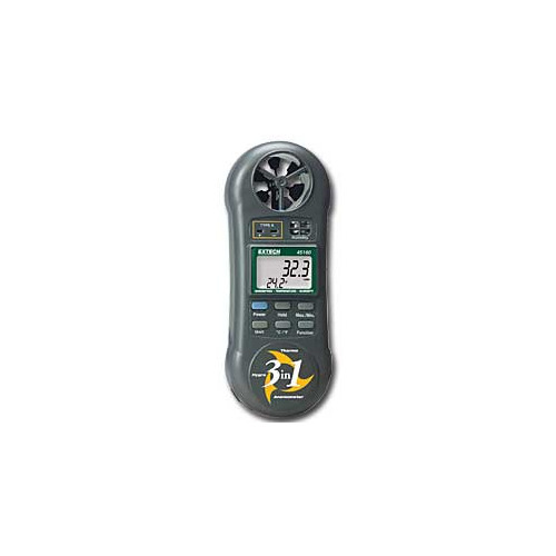 Extech 45160 Humidity, Temperature and Airflow Meter