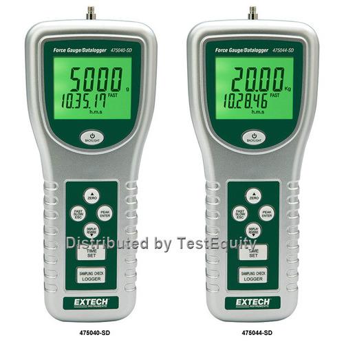Extech 475044-SD Digital Force Gauge/Datalogger