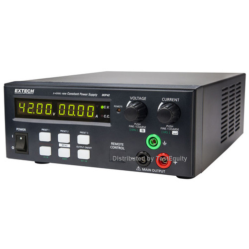 Extech DCP42 Switching Power Supply