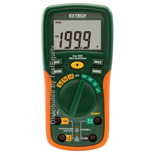 Extech EX205T True RMS MultiMeter