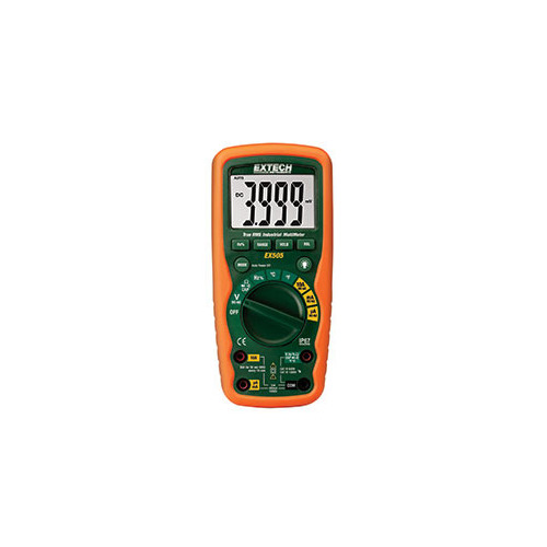 Extech EX505 True RMS Industrial MultiMeter