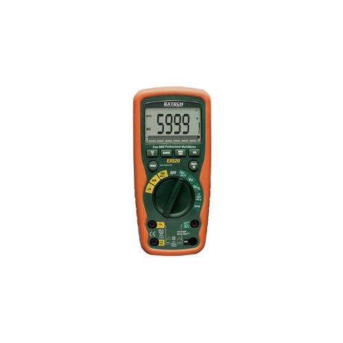 Extech EX520 True RMS Industrial MultiMeter