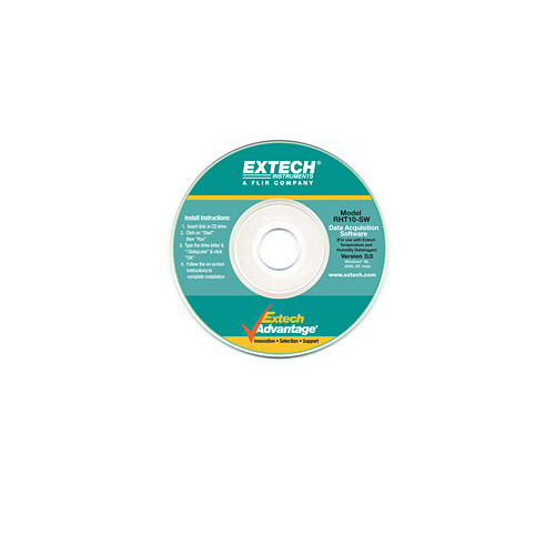Extech RHT10-SW GPP Software