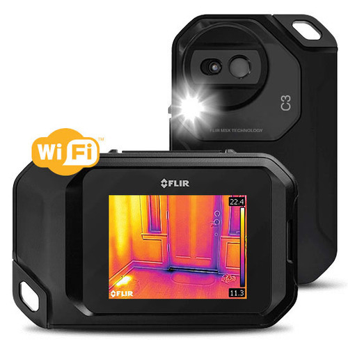 Flir C3 Compact Thermal Camera with WiFi