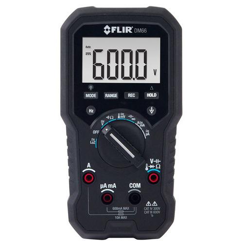 Flir DM66 Digital Multimeter w/ VFD