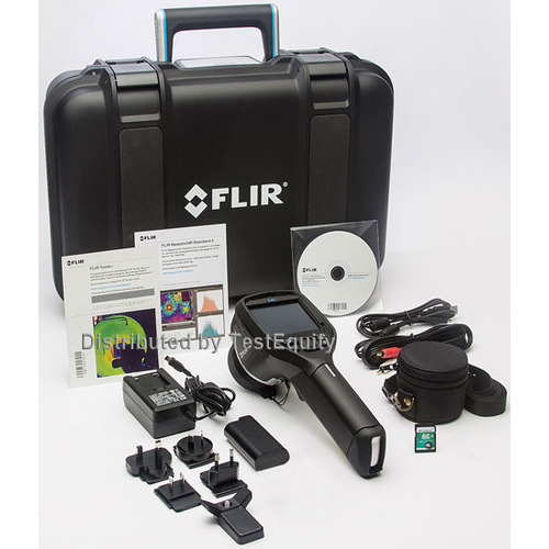 Flir 64501-0114 E40SC Infrared Camera Bench Top Test Kit