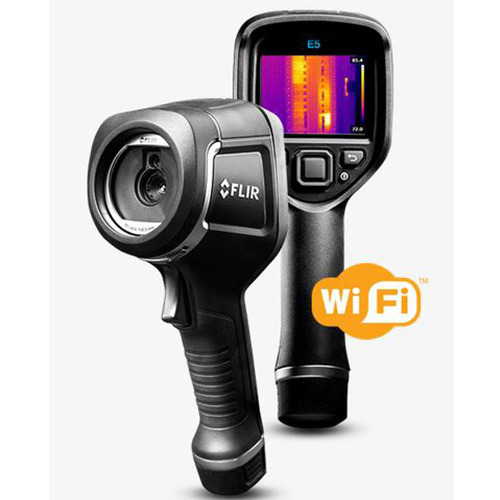 Flir E5-XT Infrared Camera with Extended Temperature Range