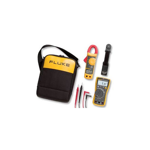 Fluke 117/323 KIT Electrician's Multimeter Combo Kit