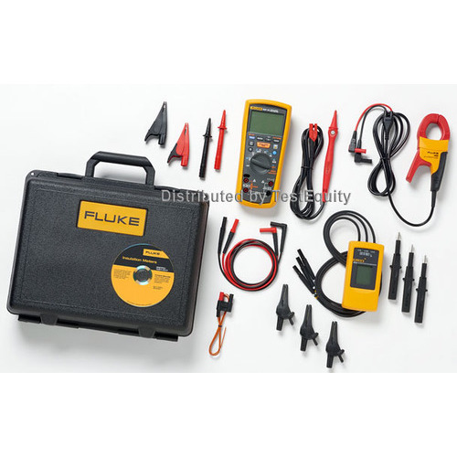 Fluke 1587 MDT FC Advanced Motor and Drive Troubleshooting Kit