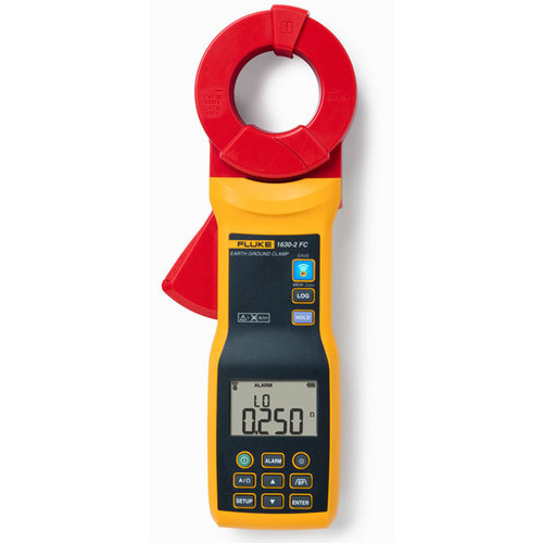 Fluke 1630-2 FC Stakeless Earth Ground Loop and Leakage Clamp