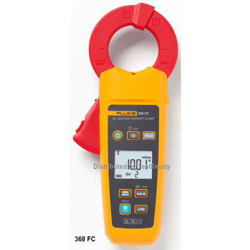 Fluke 368 FC Wireless Leakage Current Clamp Meter