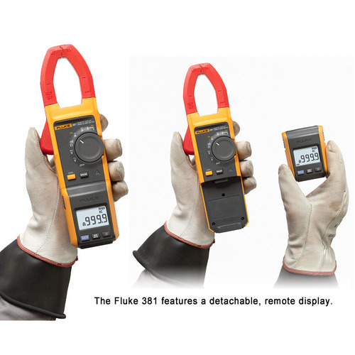 Fluke 381 AC/DC Clamp Meter